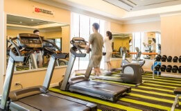 Excerice_fitness at Holiday Inn Bangkok Silom