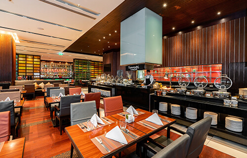 The Brasserie-Holiday Inn Bangkok Silom